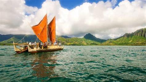 moana outrigger boat a real moana experience in hawaii aulani disney resort