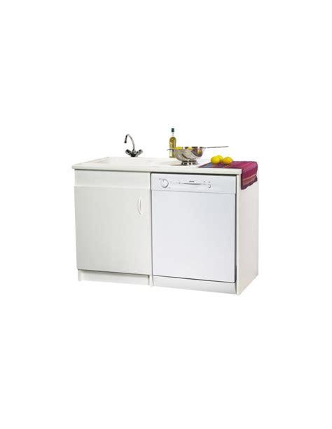 evier lave meuble de sous 233 vier option lave vaisselle 120 x 60
