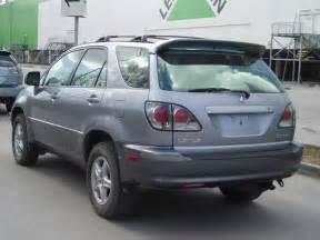 2002 Lexus 300 Rx 2002 Lexus Rx 300 Information And Photos Momentcar