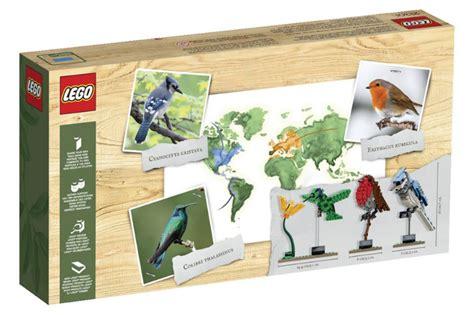 Diskon Lego 21301 Birds 1 lego 21301 birds i brick city