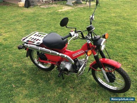 honda ct110 honda ct110 for sale in australia