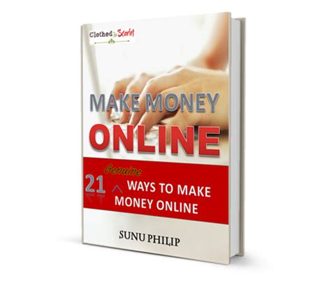 Genuine Ways To Make Money Online - get free access to online business startup kit clothed in scarlet
