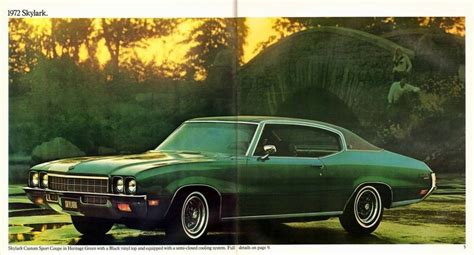 Interior Trim Colors 1972 Skylark Specs Colors Facts History And