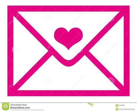 s day envelope stock image image 4158031