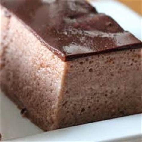 membuat puding busa coklat resep puding busa coklat