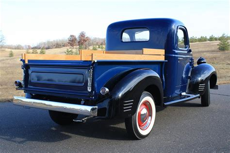 1940 PLYMOUTH PT 105 PICKUP   116115