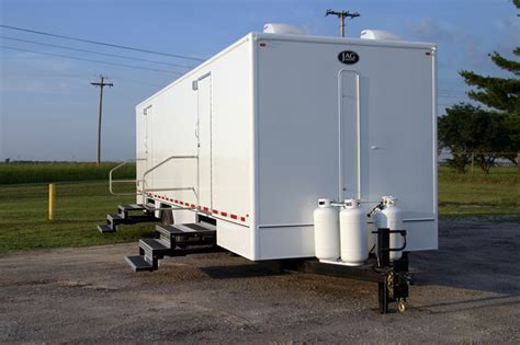bathroom trailers bathroom trailers 28 images restroom trailers genes