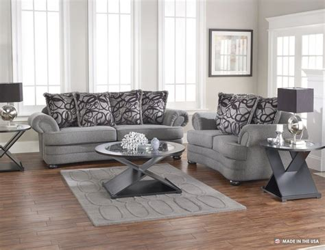 Grey Living Room Sets Home Design Grey Living Room Set