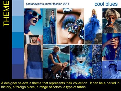 fashion design themes names how to make fashion mood board