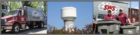 plymouth mn yard waste minnetonka suburban waste services of minnesota