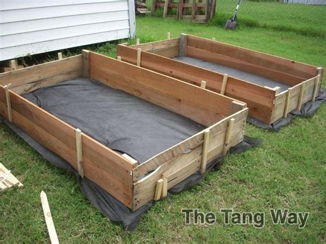 how to make a raised garden bed cheap best 25 cheap raised garden beds ideas on pinterest