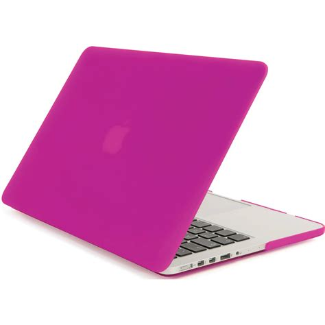 Cover Macbook Pro 13 Retina Display Ungu Purple Matte tucano nido shell for 13 quot macbook hsni mbr13 pp