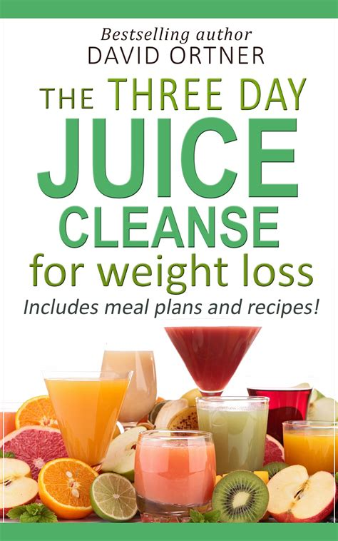 Liquid Detox Diet 1 Day by 3 Day Juice Cleanse Weight Loss Ftempo
