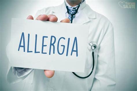 test allergologici alimentari allergie e intolleranze alimentari diagnosi e terapia