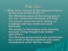 collapse of the ottoman empire ottoman empire