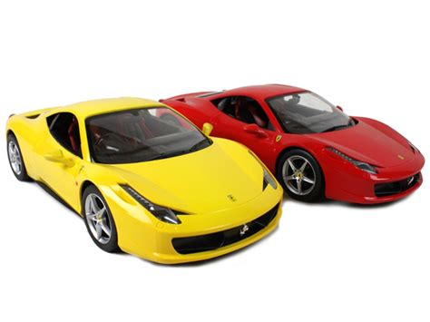 Rc 458 Racing Car Scale 114 toyandmodelstore remote car 458 1 14 scale official rc model
