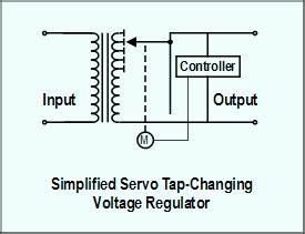 change voltage with resistor avr guide tap changing voltage regulator operation ust