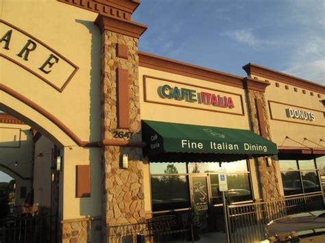 cafe ita cafe italia grapevine 2647 ira e woods ave menu