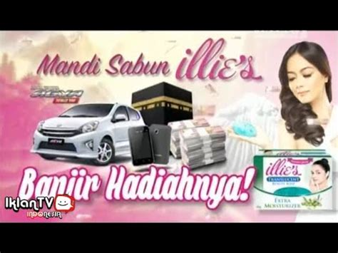 Sabun Mandi Illies iklan mandi sabun illie s berhadiah 2015