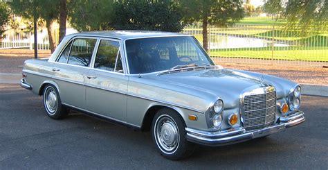 mercedes benz classic classic 1972 mercedes benz 280sel 4 5l
