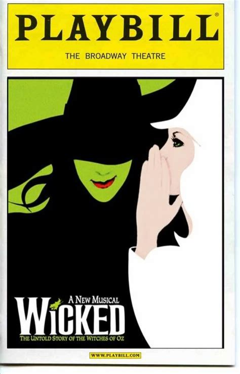 Broadway Theme Wedding Announcer Forums Playbill Template