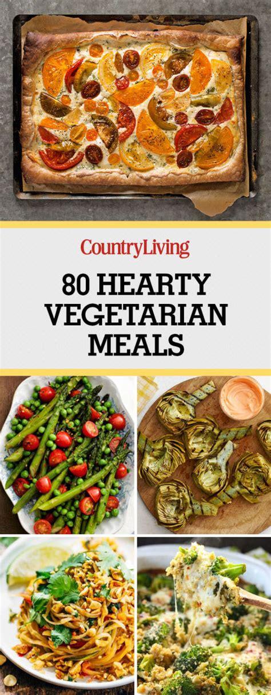 80 easy vegetarian dinner recipes best vegetarian meal ideas country living