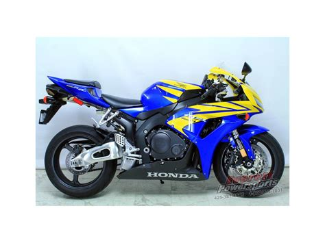 buy used honda cbr600rr 2006 honda cbr for sale 402 used motorcycles from 2 292