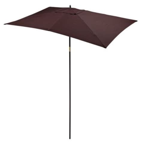 Rectangular Patio Umbrella Clearance Buy Rectangular Umbrellas From Bed Bath Beyond