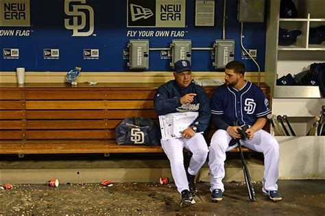 what is a bench coach padres bench coach renteria is new favorite for manager