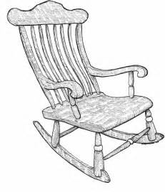 Classic Rocking Chair Chairs