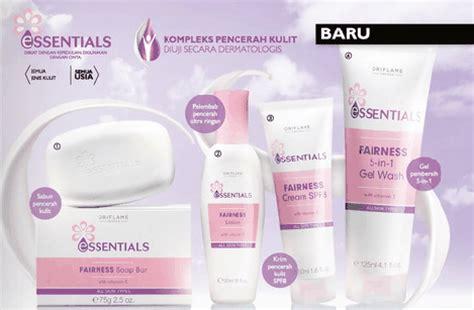 Sabun Muka Oriflame All About My Bussines Essentials Fairness Series Untuk