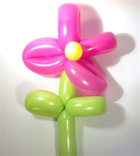 fiore palloncini come fare un fiore con i palloncini