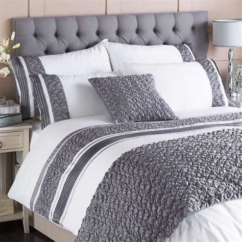 White And Gray Duvet Cover grey and white duvet cover home furniture design