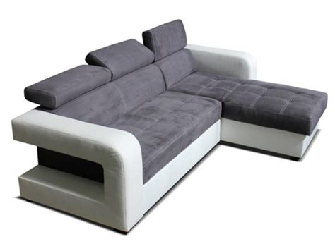 Canape Convertible D Angle Couchage Quotidien