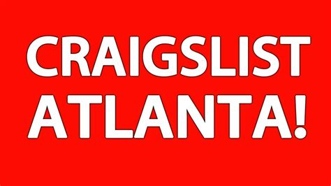 Atlanta Ga Search Craigslist Atlanta Ga 2017 2018 Best Cars Reviews