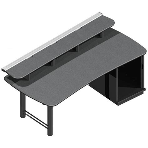 Rackmount Desk by Pc 83 Rack Max Desk With Rackmount And Monitor Track
