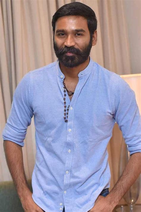 dhanushs wiki age height physical appearance wife