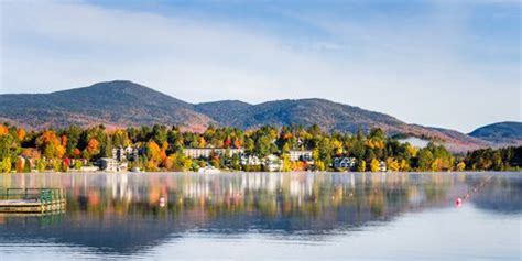 best fall foliage small towns in america leaf peeping