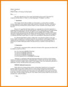 Business Agreement Template Between Two Parties 8 How To Write Agreement Letter Between Two Parties