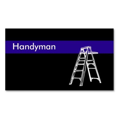 Handyman Business Card Template by 258 Best Images About Plumbing Business Cards On