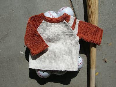 knitting pattern baseball sweater celebrate baseball season with 10 free patterns