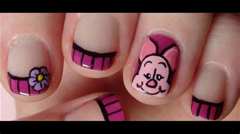 imagenes de uñas bonitas y faciles de hacer u 241 as decoradas para u 241 as cortas faciles y bonitas youtube