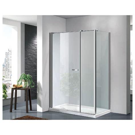 box doccia parete fissa box doccia a porta battente con parete fissa cod p69 p71