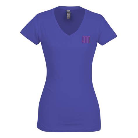 Sale Blouse Wanita Branded 690 Purple Print Size S 4imprint next level 3 8 oz sporty v embroidered 116548 l vn e imprinted