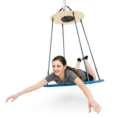 platform swing therapy the modified platform swing sensory integration southpaw