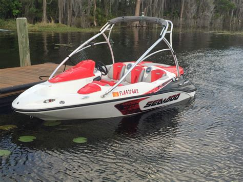 sea doo boat 215 hp sea doo speedster 150 2008 for sale for 9 900 boats