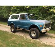 1972 Chevy K5 Blazer No Reserve Texas Truck