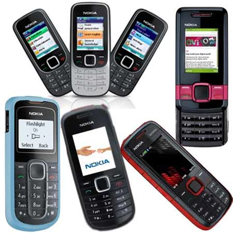 swing mobile phone nokia launches a slew of new mobile phones techgadgets