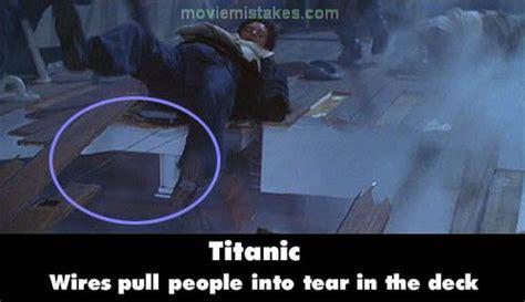 gladiator film fails mistakes in the original titanic movie 15 pics