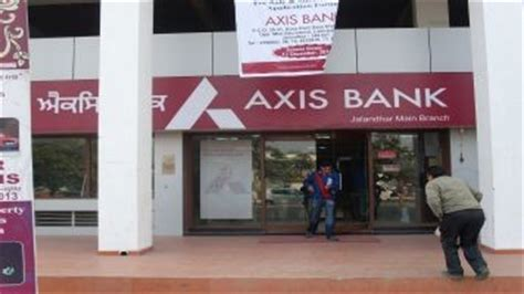 nse axis bank stock market news nse bse business news
